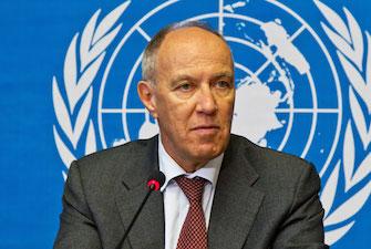 Francis Gurry la București
